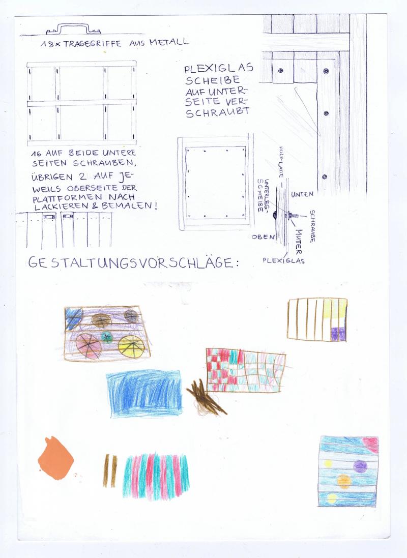 Wasserläufer: Bau Instruktionen 2 , Birgit Binder 2011
